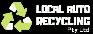 Local Auto Recycling P/L Logo